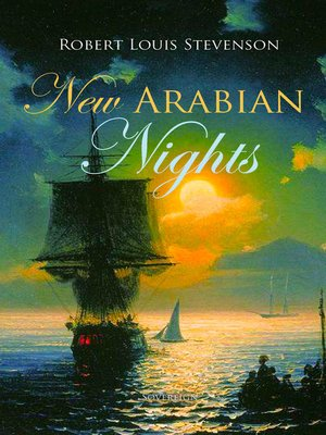 cover image of New Arabian Nights